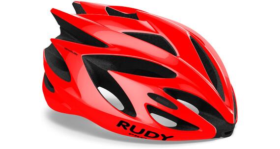 Rudy Project Rush Sykkelhjelmer rød